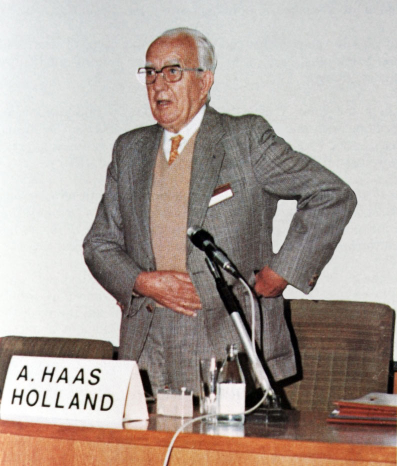 Arend M. Haas